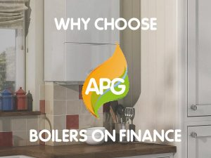 Why choose APG Boilers on Finance?