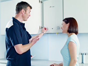 How replacing your boiler can have you save money!